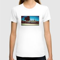train T-shirts featuring Train by Ibbanez