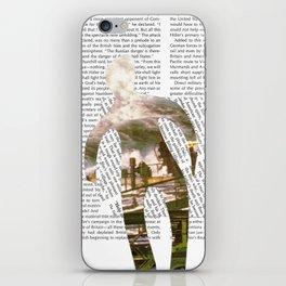 Media Landscape Walkers 2 iPhone Skin
