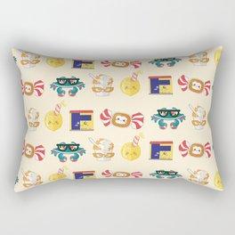 It's Bawlmer, hon! Rectangular Pillow