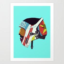 Runaway II Art Print