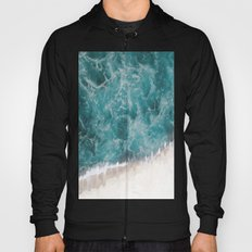 Ocean waves Hoody
