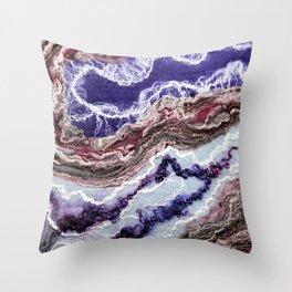 FELT Expressions - Flow III Throw Pillow