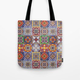 Talavera Design-1 Tote Bag
