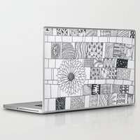calendar Laptop & iPad Skins featuring Bloom Calendar by sinonelineman