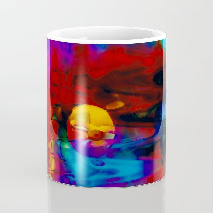 Strange Moon Coffee Mug