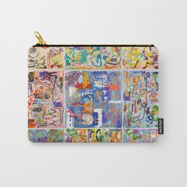 Shamanic Painting 1-9 Carry-All Pouch