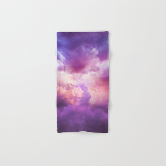 The Skies Are Painted (Cloud Galaxy) Hand & Bath Towel