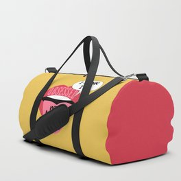 I'M OBSESSED WITH MYSELF Duffle Bag