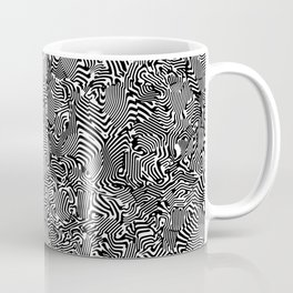 Superwarped Polka Dot Freakout Coffee Mug