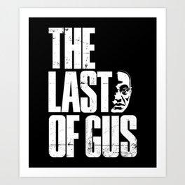 The Last of Gus Art Print