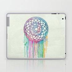 Watercolor Dream Catcher Laptop & iPad Skin