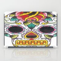 tatoo iPad Cases featuring Tatoo ART 4  by The Greedy Fox