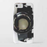 heroes of olympus iPhone & iPod Cases featuring Mount Olympus by Rachel Landry