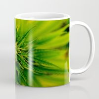 marijuana Mugs featuring Marijuana by TilenHrovatic