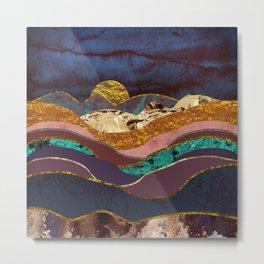 Color Fields Metal Print