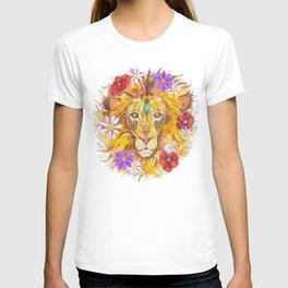 Rise like a lion T-shirt