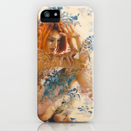 Marbree iPhone Case