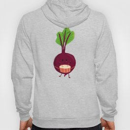 Beet's drum beat Hoody