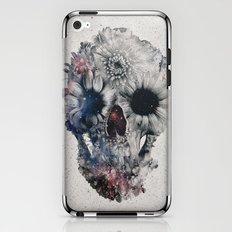 Floral Skull 2 iPhone & iPod Skin