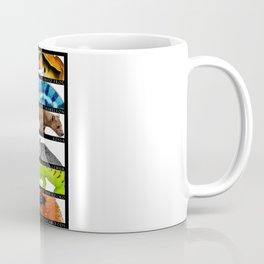 Animals of Madagascar Coffee Mug