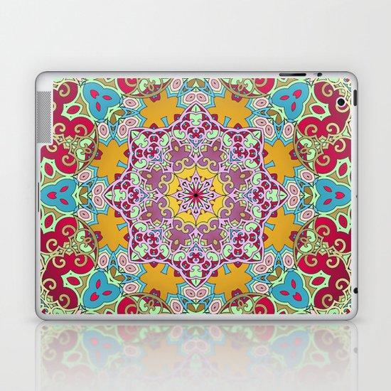 Mix&Match Indian Summer 01 Laptop & iPad Skin