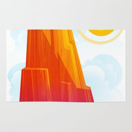 Mountain Light Rug