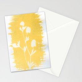 Herbal Sunprint #6 Stationery Cards