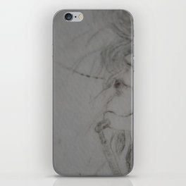 Brace  iPhone Skin