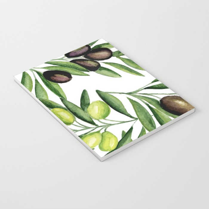 Olive Notebook