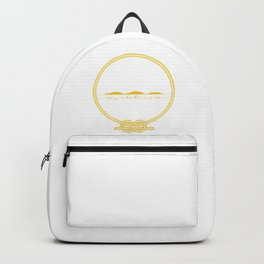 Pople Tribe Tongue Nation Backpack