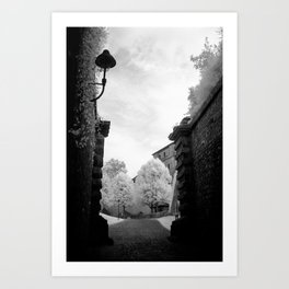 Main Gate Art Print