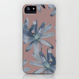MATUCANA IN COPPER ROSE iPhone Case