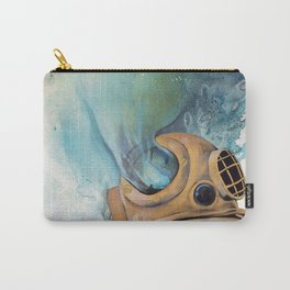 Deep Sea Diver #2 Carry-All Pouch