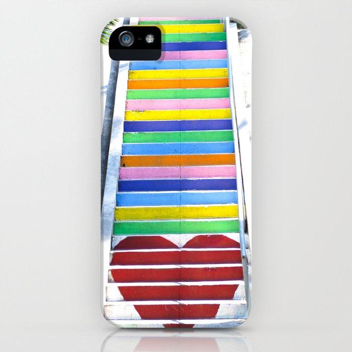 Micheltorena Stairs iPhone Case