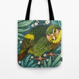 Kakapo Tote Bag