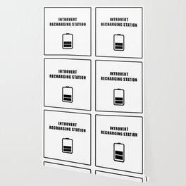 Introvert Recharging Wallpaper
