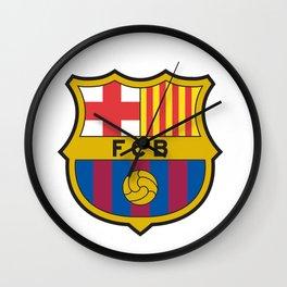 BARCELONA LOGO Wall Clock