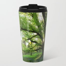 To Swing On The Tree Of Hope Travel Mug