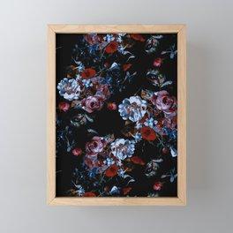 Night Garden XXXVII Framed Mini Art Print