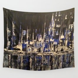 Night Wall Tapestry