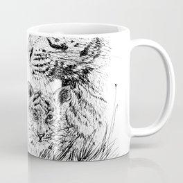 Tiger's family Coffee Mug