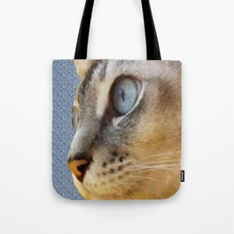 Curious Tote Bag