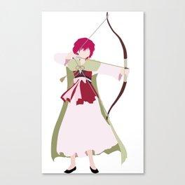 Archer Yona Canvas Print