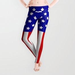 Original American flag Leggings