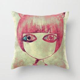 dark side Throw Pillow