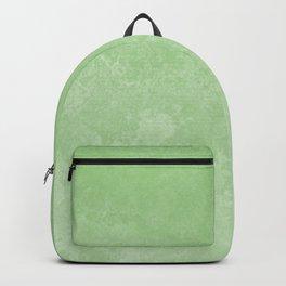 Green Earth Grunge Background Backpack
