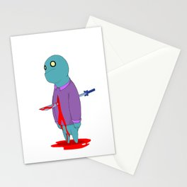 Insensitive Die Stationery Cards
