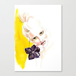 Lemon Canvas Print