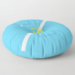ArgMe Floor Pillow