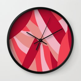 Pucciana Red Fruits Wall Clock